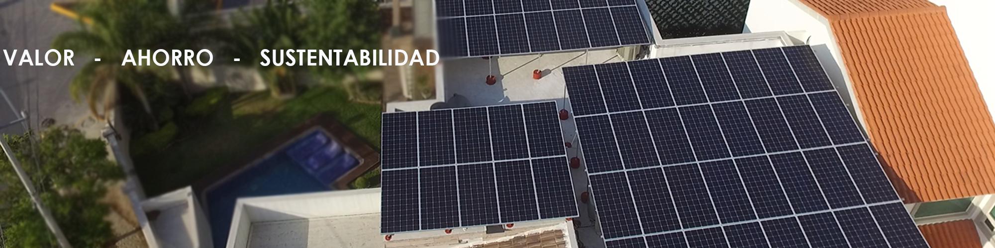Paneles Solares Energia Renovable Calentador Solar